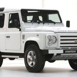 Land Rover - Land Rover Defender 90 Startech Yachting Edition