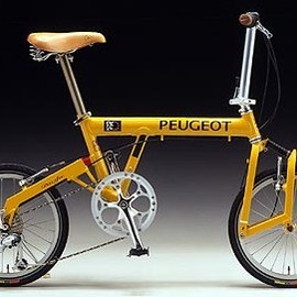 Peugeot - Pacific-18 Yellow