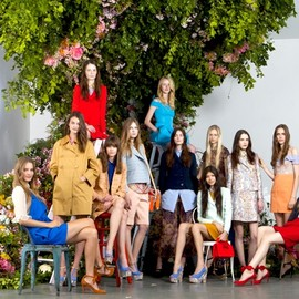 Carven - Summer 2013 'Introduction' Collection