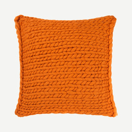 CONRAN SHOP - LARGE WOOL KNIT ORANGE