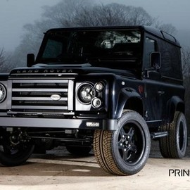 Land Rover - Defender Limited Edition by Prindiville Design