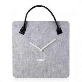 hallomall - Simple & Eco-friendly Felt Clock