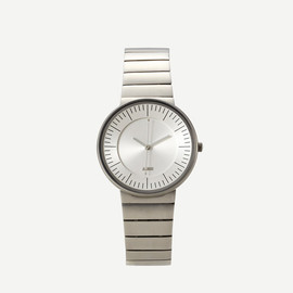 ALESSI - AL8000 ALESSI MENDINI WATCH CHROME