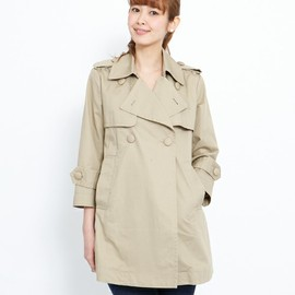 SILAS - SILAS LADY'S(サイラス レディス)のLAURA TRENCH COAT(トレンチコート)|詳細画像
