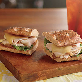 Starbucks® - Turkey Rustico Panini