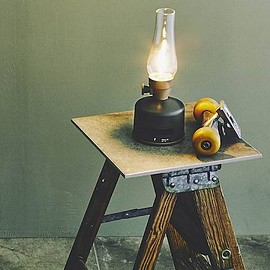 journal standard Furniture - LED LANTERN SPEAKER