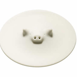 Pig Cooking Lid - ブタの落としぶた