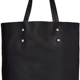 Marni - Black Leather Tote