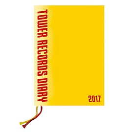 TOWER RECORDS - TOWER RECORDS タワレコ手帳 2017