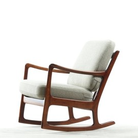 Ole Wanscher, France & Son - Rocking chair