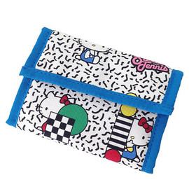 MEDICOM TOY - HELLO KITTY×FABRICK(R)×stereo tennis シリーズ WALLET