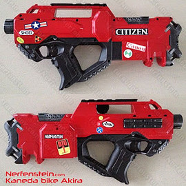 NERF - KANEDA'S BIKE COLOR