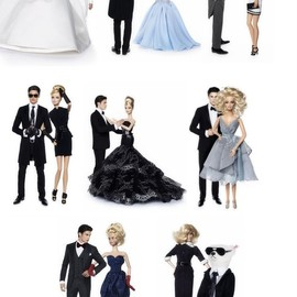 CHANEL - BARBIE & KEN BY KARL LAGERFELD