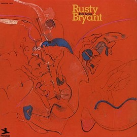 Rusty Bryant - Fire Eater