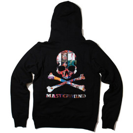 mastermind JAPAN - THEATER8 casted by mmJ presents Playboy® hoodie