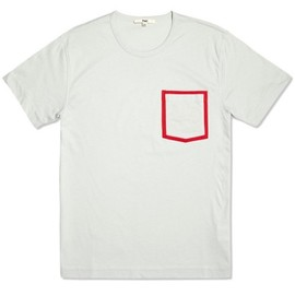 YMC - Double Pocket Tee