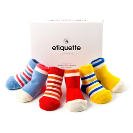 etiquette - Socks Set for baby