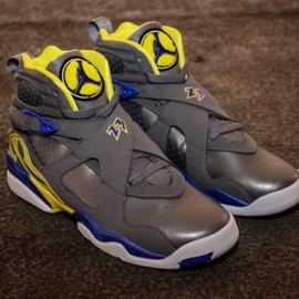 "Nike - NIKE AIR JORDAN VIII RETRO GS ""LANEY"""