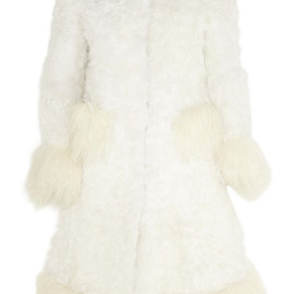 miu miu - Shearling coat
