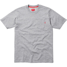 Supreme - S/S Pocket Tee