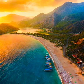 Oludeniz, Turkey - Turkish Magic