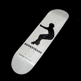 A.P.C×FINESS - Skateboard deck