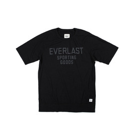 Reigning Champ, Everlast - SS Tee - Black/Grey