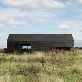 Stealth Barn, Norfolk, England