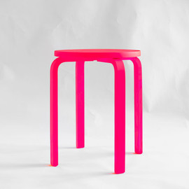 Neon Table / Stool - design, decor, interior decoration, contemporary, furniture, gift ideas, birthday present, home decor