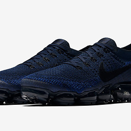 NIKE - Air VaporMax - Collegiate Navy/Collegiate Navy/Black