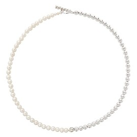 image - pearl necklace