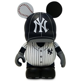 Disney - Vinylmation Major League Baseball New York Yankees Figure