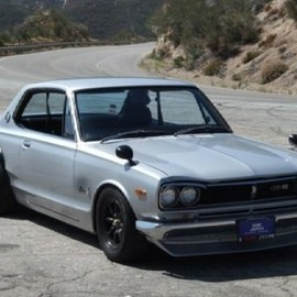 Nissan - 1971 Nissan Skyline 2000GT GT-R Tribute For Sale Front