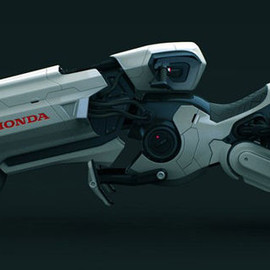 HONDA - Chopper by Peter-Norris