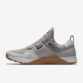 NIKE - Tech Trainer - Atmosphere Grey/Black/Gum Light Brown/Vast Grey