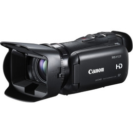 Canon - iVIS HF G20