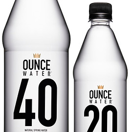 Ounce Water - 40 & 20 Ounce Water