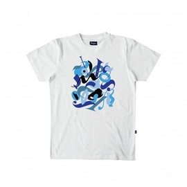 "CEIZER x colette - T-Shirt ""Abstract Typo"""