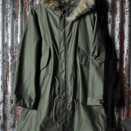 THE REAL McCOY'S - PARKA-SHELL M-1948