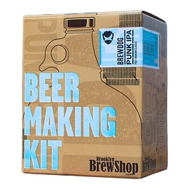 Brooklyn Brew Shop - Beer Making Kit: BrewDog Punk IPA
