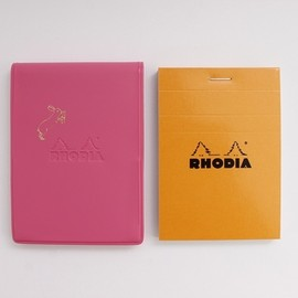 PASS THE BATON - RHODIA No.11 IN COLOR PK/Rabbit
