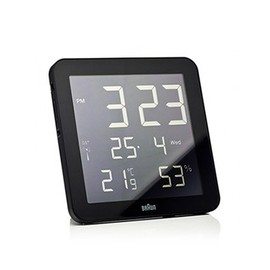 BRAUN - Digital Wall Clock