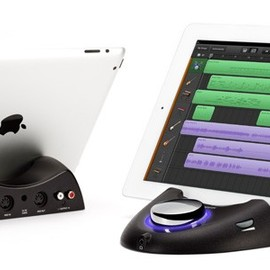 Griffin - StudioConnect - Audio and MIDI + Charging Dock for iPad