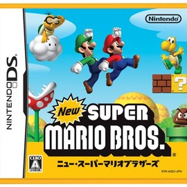 nintendo - New SUPER MARIO BROS.
