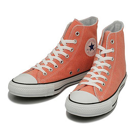 CONVERSE - コンバース ALLSTAR BLEACHED SWEATHI 15SS ORANGE