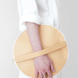 Otaat - Drum Clutch - Veg Tan