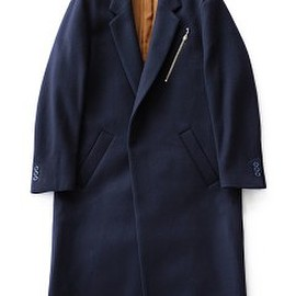 CYDERHOUSE - Chester Coat (navy)