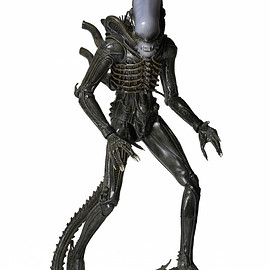 NECA - 1/4 Scale Action Figure – 1979 Alien