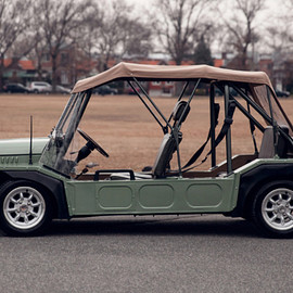 British Motor Corporation - Mini Moke 1973