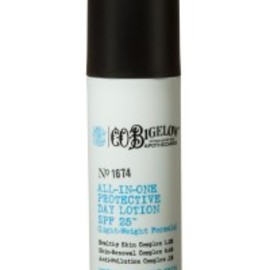 c.o.Bigelow - No1674 all-in-one protective day lotion SPF25